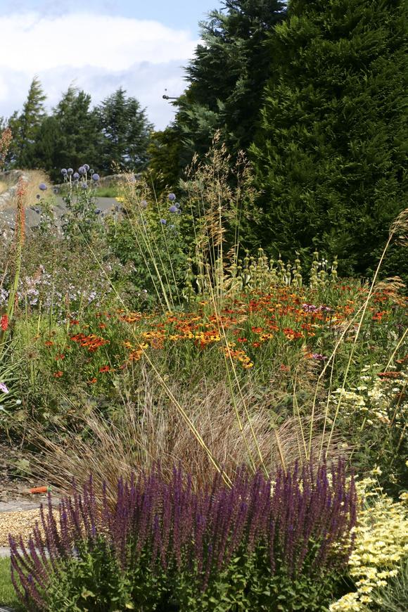 Fife Country Garden Design