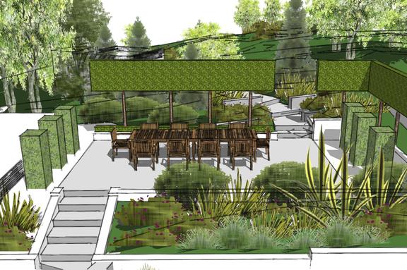 Contemporary garden design scotland pdf for Garden design ideas scotland