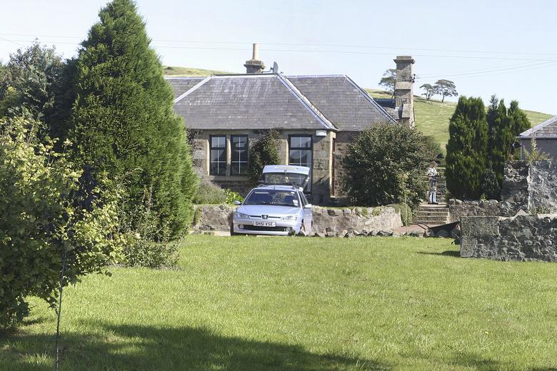 Fife country garden design - Scottish garden design ...